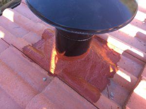 impermeabilizacion de chimenea