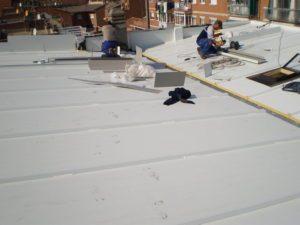 reforma de tejados madrid