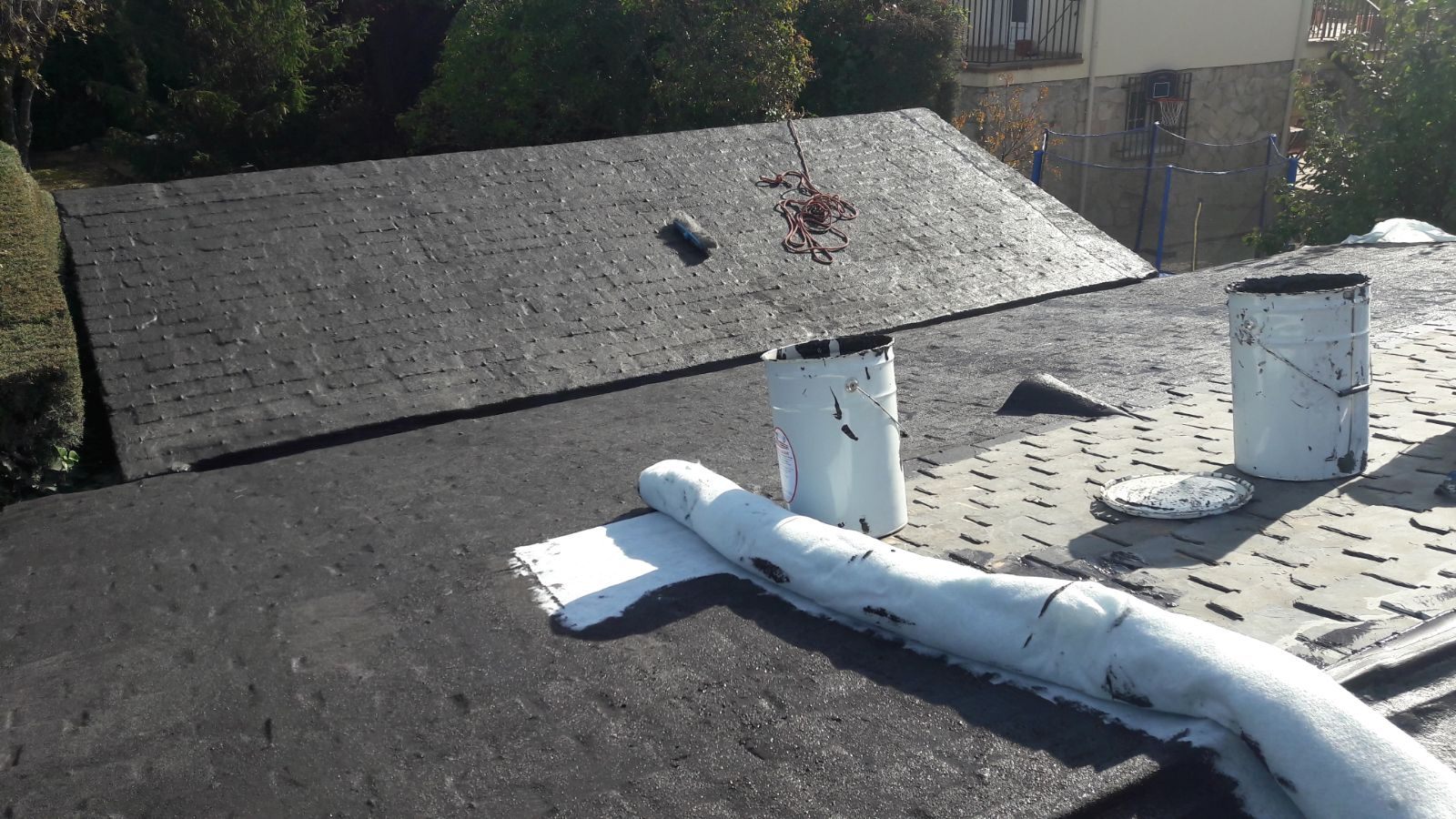 Reparacion de tejados impermeabilizacion antonio reparacion de tejados y cubiertas - Impermeabilizacion de tejados ...